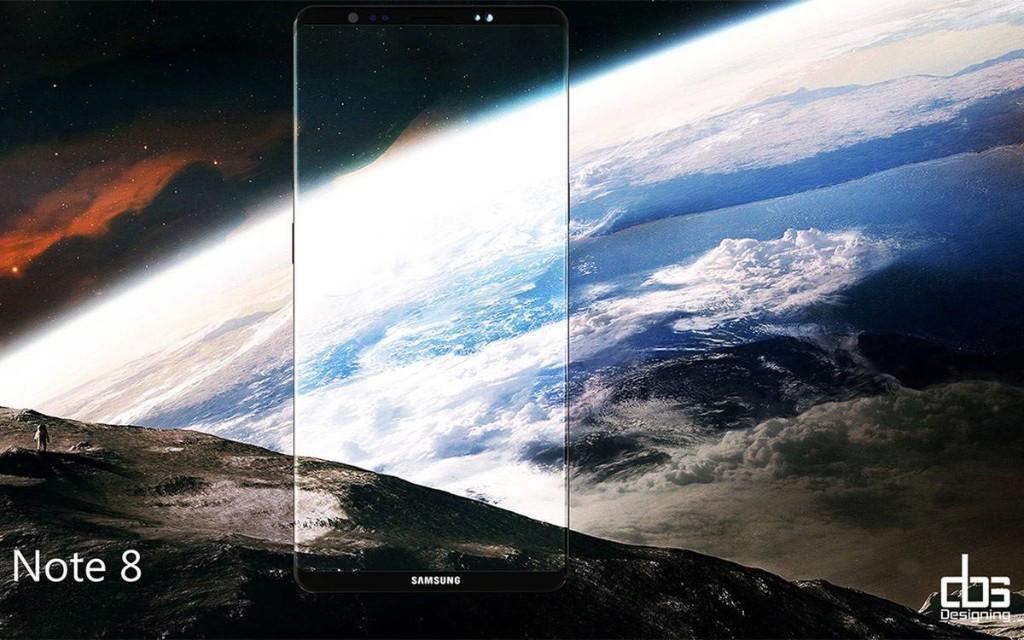 三星 Galaxy Note8 配置泄露,价格可能会创下新高