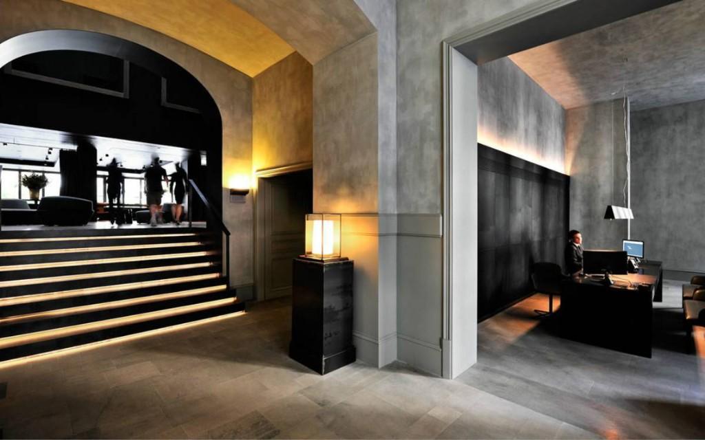 全球最有科技感的五家酒店,都长啥样?
