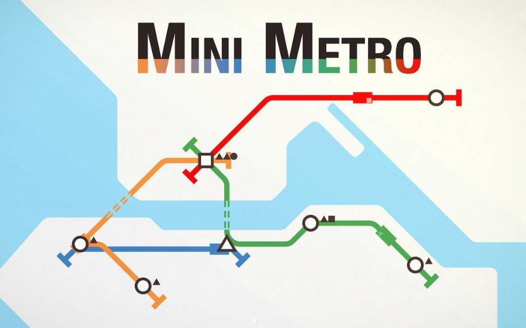 超耐玩的经营游戏,为全球 13 座城市设计地铁路线 | 领客专栏 · 豌豆荚设计奖