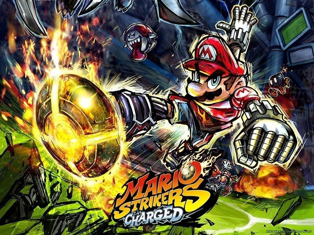 Nintendo Needs to Bring Back Their Best Sports Title, Mario Strikers Charged