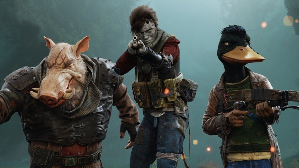 Mutant Year Zero: Road to Eden CG Animated Movie is Being Developed