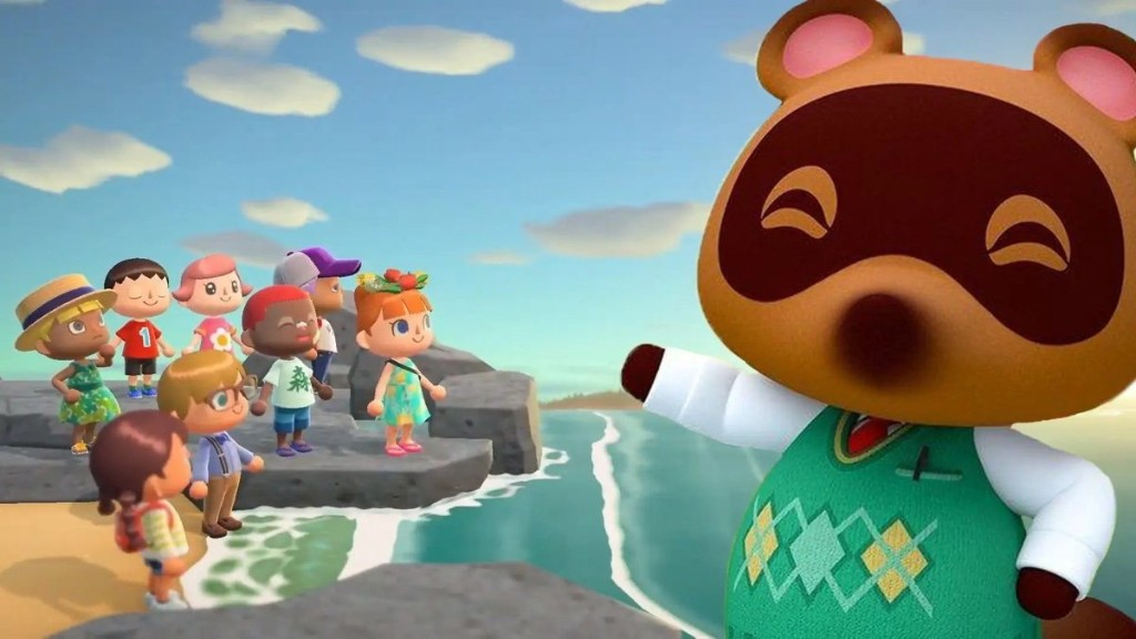 Animal Crossing: New Horizons' Sales Reach 22 Million as Nintendo's Net Profits Rise Over 500% Year-On-Year