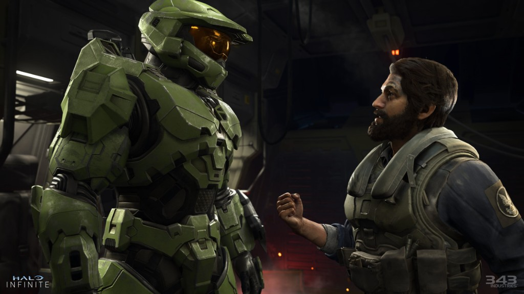 Halo Infinite's New Enemy Revealed by 343 Industries