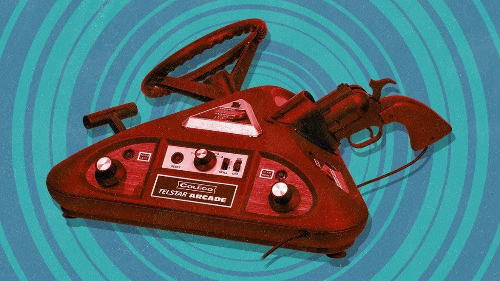 This Is the Strangest Video Game Console of All Time