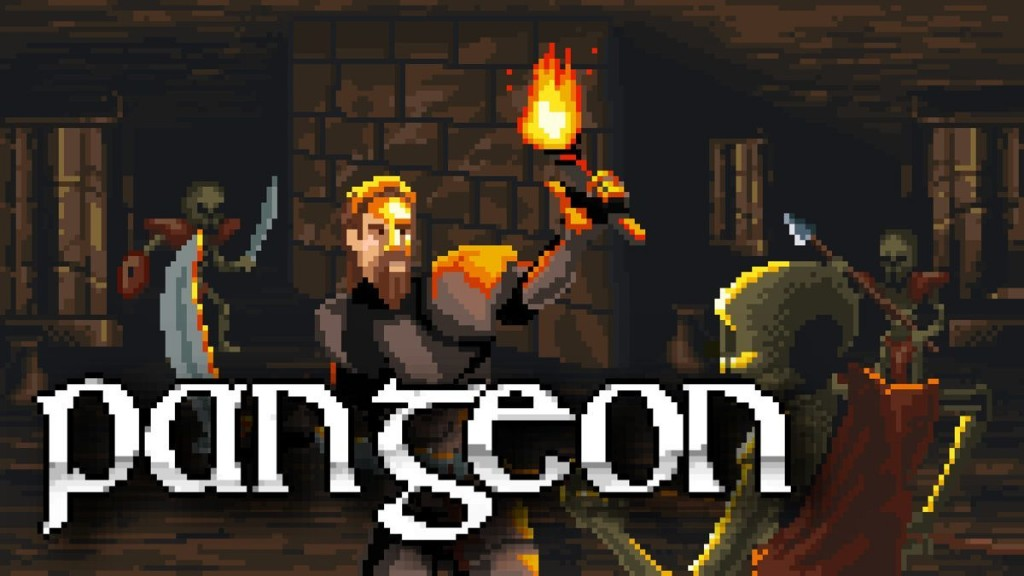 Pangeon Combines Voxel Art with Classic 90s Dungeon Crawling Gameplay