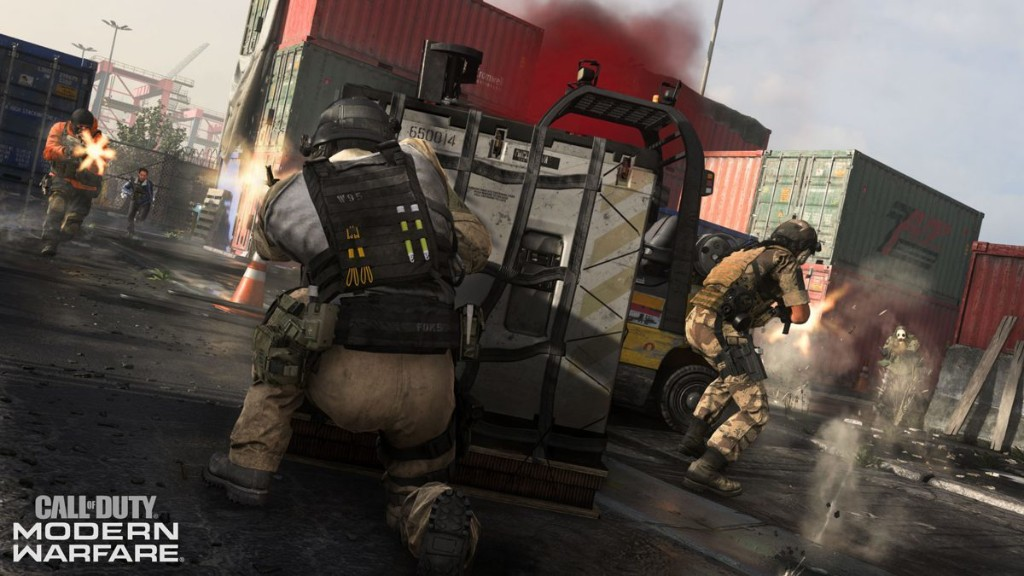 Infinity Ward Taking Extra Measure to Ban Racist Names in Call of Duty: Modern Warfare