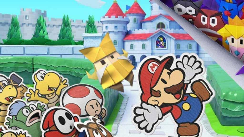 Paper Mario: The Origami King - The Final Preview
