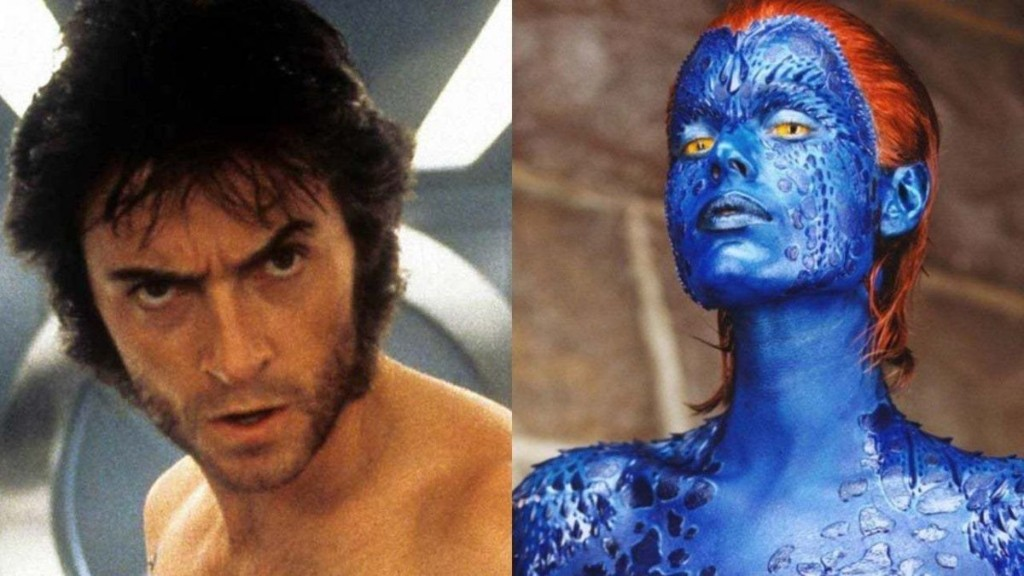 Watch How the Original X-Men Fight Scenes Were Created 20 Years Later