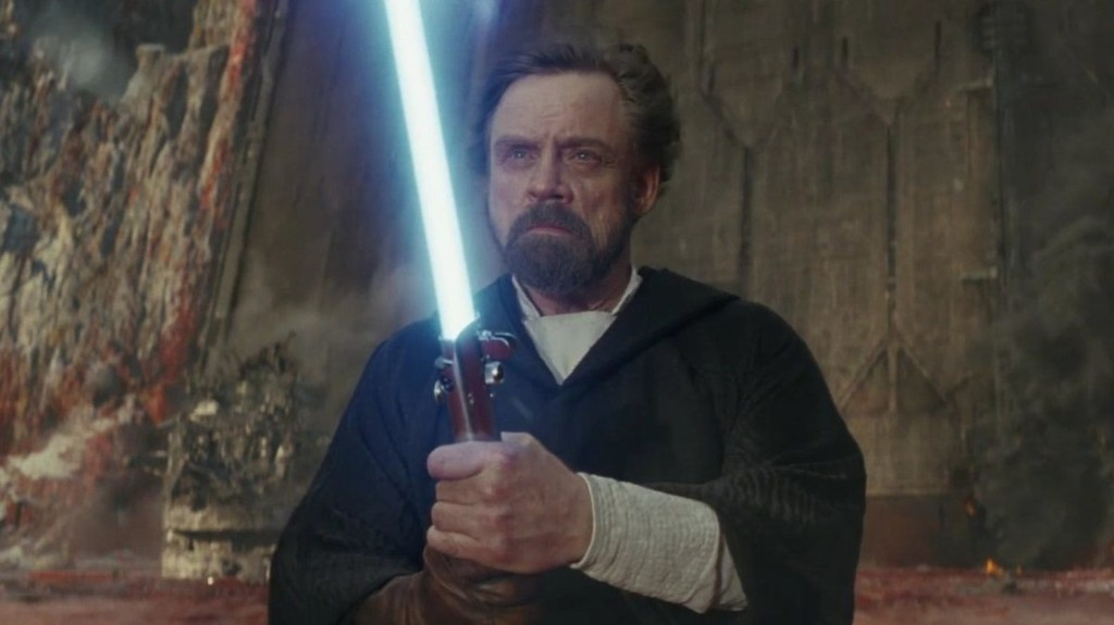 Luke Skywalker's Lightsaber: Marvel Answers a Major Star Wars Mystery