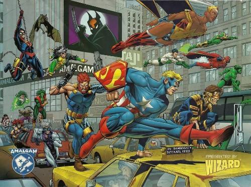 DC Comics World - cover