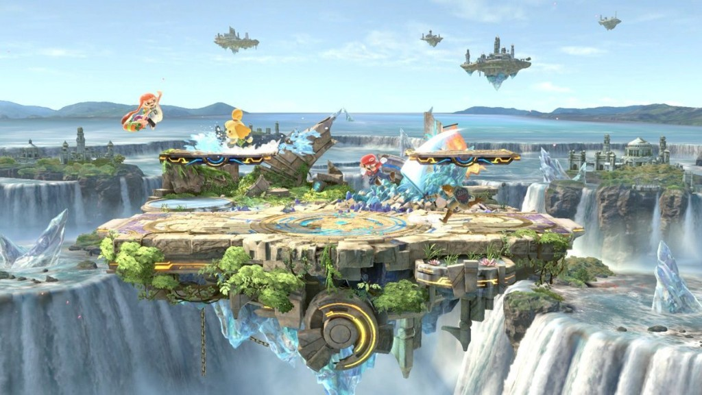 Nintendo Drops Free Smash Bros. Update, Includes 'Small Battlefield'