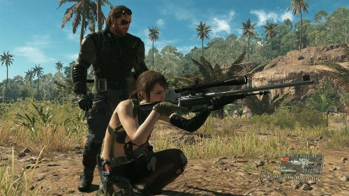 Metal Gear Solid 5 - The Phantom Pain's TGS 2014 Demo (English 1080p60) - IGN