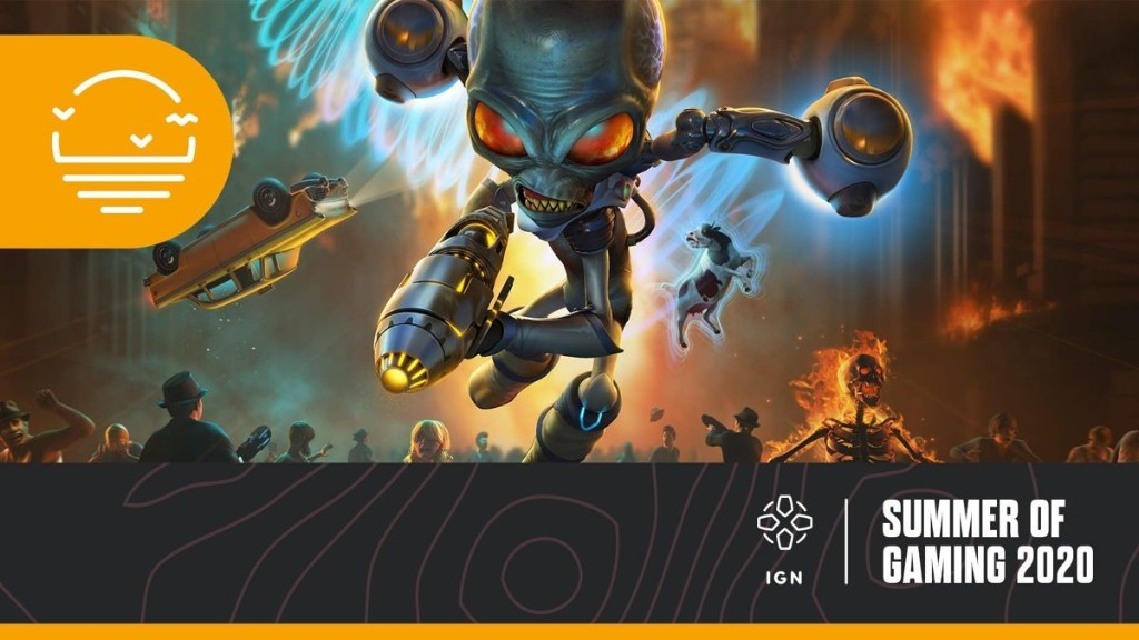 Destroy All Humans!: What's Been Added in the Remake - IGN Expo