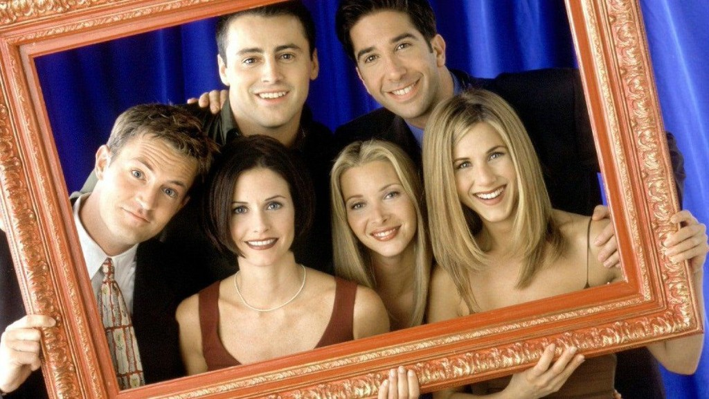 Friends Reunion Special Looking to Film in August, Says David Schwimmer