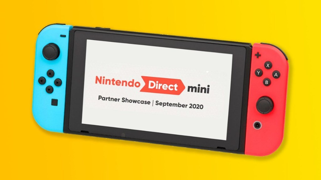 Nintendo Direct Mini: Partner Showcase - September 2020