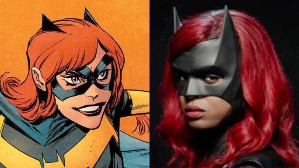 Batwoman: Ryan Wilder hace su debut en los cómics en Batgirl #50