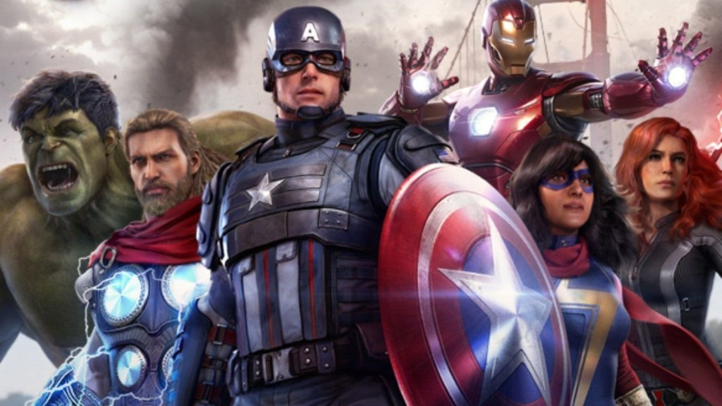Crystal Dynamics Is Adding A New Superhero To Marvel's Avengers