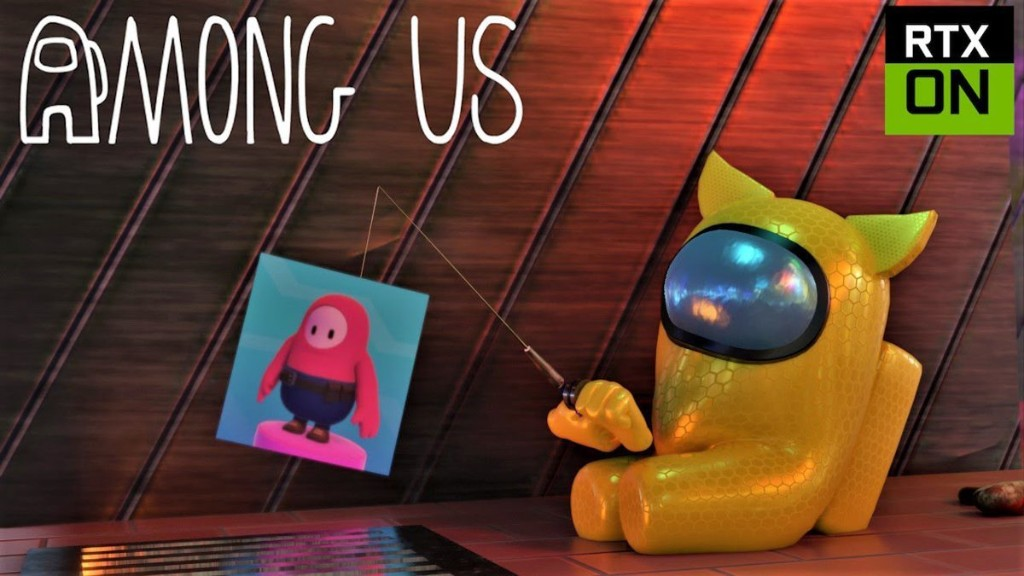 M'sian YouTube Channel Makes Amazing 3D Animated 'Among Us' Shorts, Hits 10 Million Views