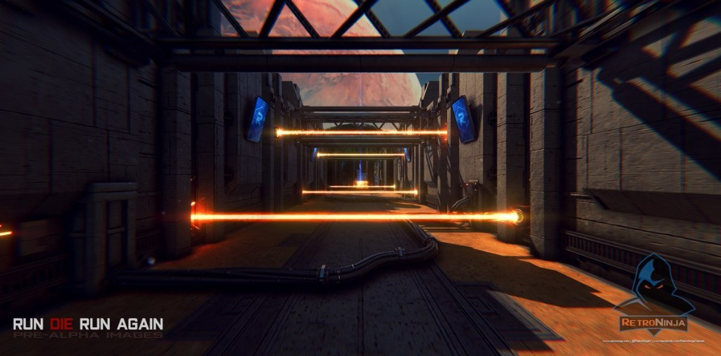 Retro Ninja Announces Run Die Run Again
