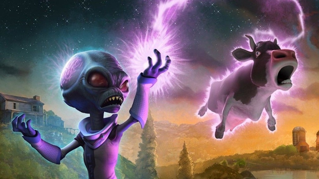 Destroy All Humans! Remake - The Final Preview