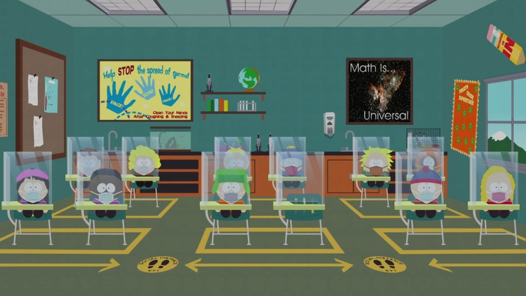 South Park is Releasing The Pandemic Special Episode