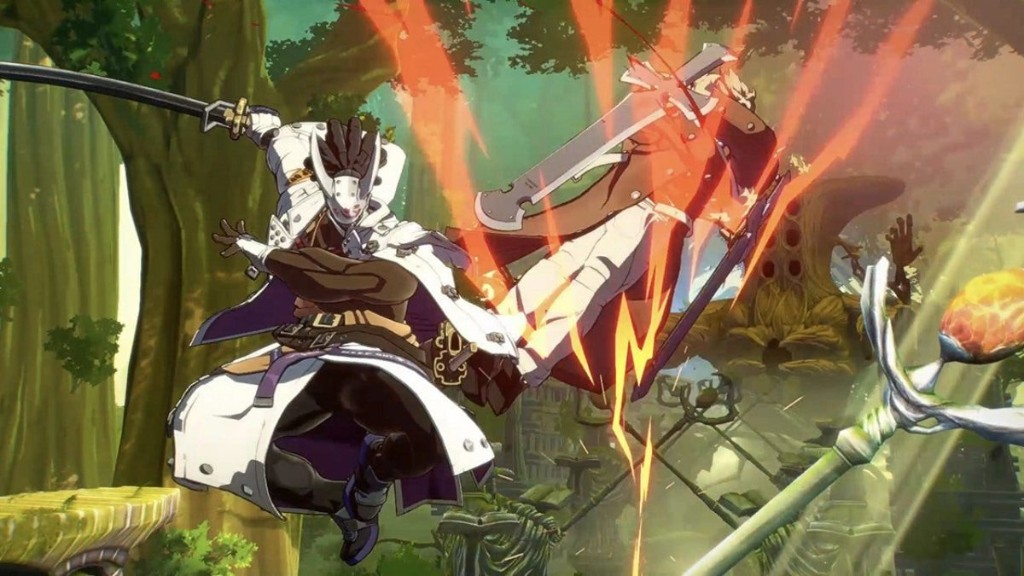 Guilty Gear Strive: PS5 and Steam Versions Confirmed Alongside Leo Whitefang and Nagoriyuki Reveals