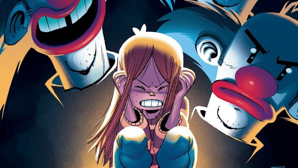 Funny Creek: Exclusive Preview of New ComiXology Originals Series