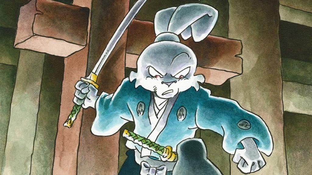 Netflix annonce une suite CGI à Usagi Yojimbo