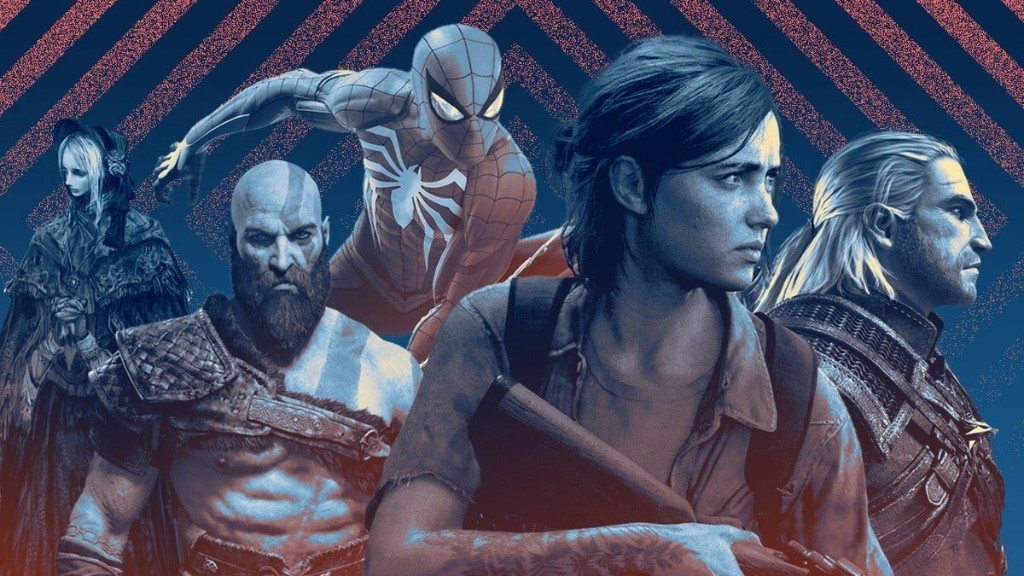 Best PS4 Games: Ranking the Greatest Games on PlayStation 4