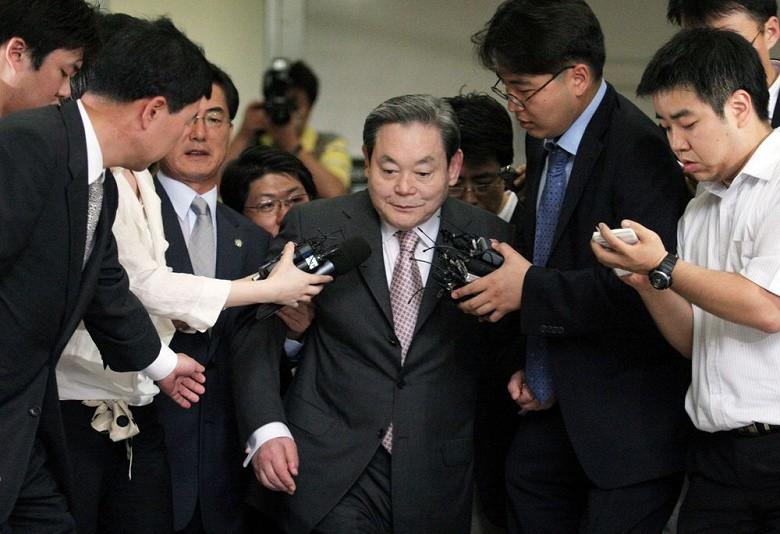 Ушла легенда, о которой вы ничего не знали — глава Samsung Ли Гон Хи