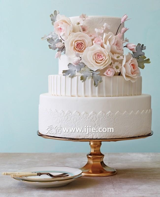 美赞的婚礼蛋糕 - Magazine cover