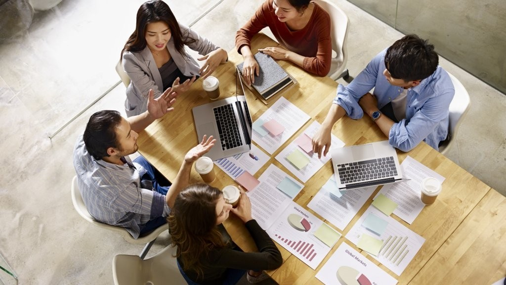 5 Things Great CEOs Do to Drive Company Culture