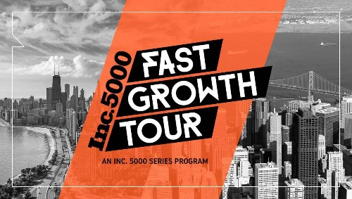 Join us at the Inc. Fast Growth Tour: Chicago/May 21 and San Francisco/June 6!