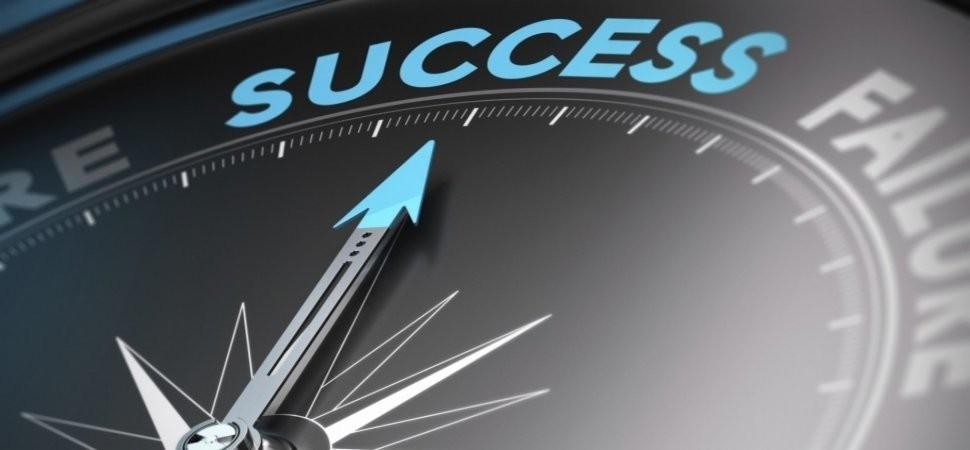 Success - Magazine cover