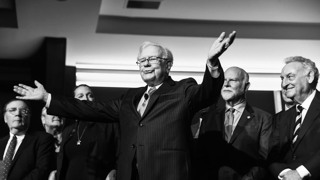 Warren Buffett Says Your Biggest Test of Having Lived a Successful Life Comes Down to 1 Word