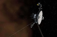 Discover solar spacecraft