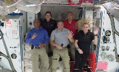Discover spacex crew dragon