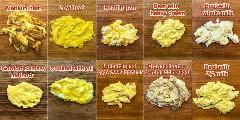 Discover scrambled eggs