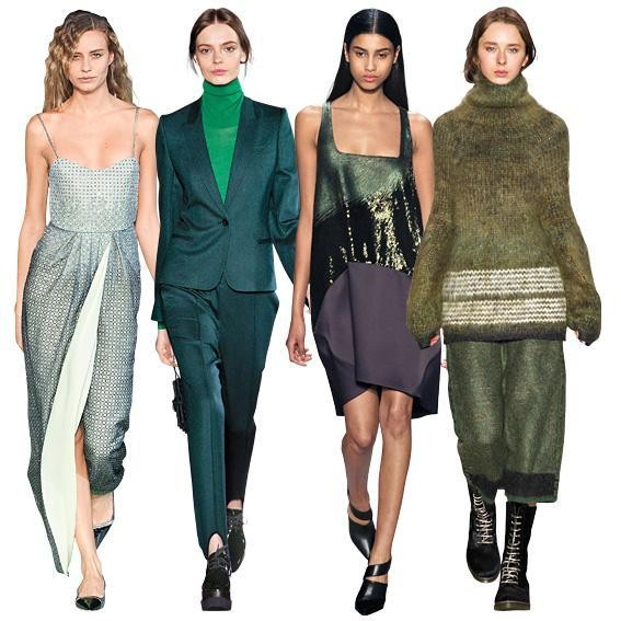 What's the Hottest Hue for Fall?