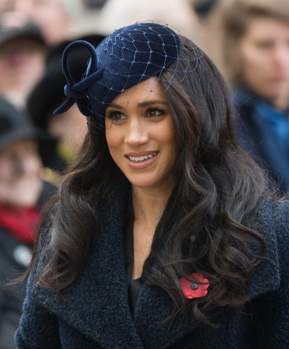 Meghan Markle Shared a Throwback Photo with a Glee Star and an American Idol Alum