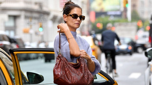 The $30 Item That Seriously Upgrades All of Katie Holmes's Best Outfits