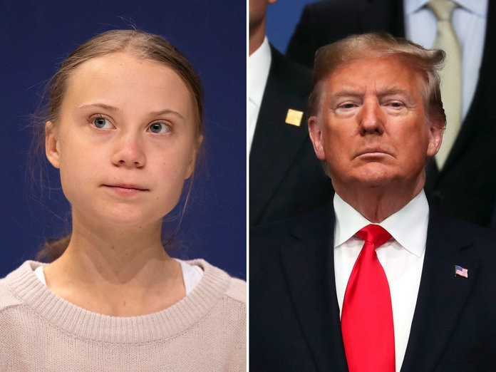 Greta Thunberg Trolled Donald Trump After He Mocked Her On Twitter Again