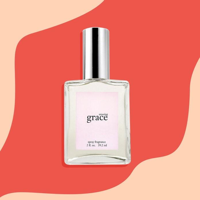 Perfume/scents - Magazine cover