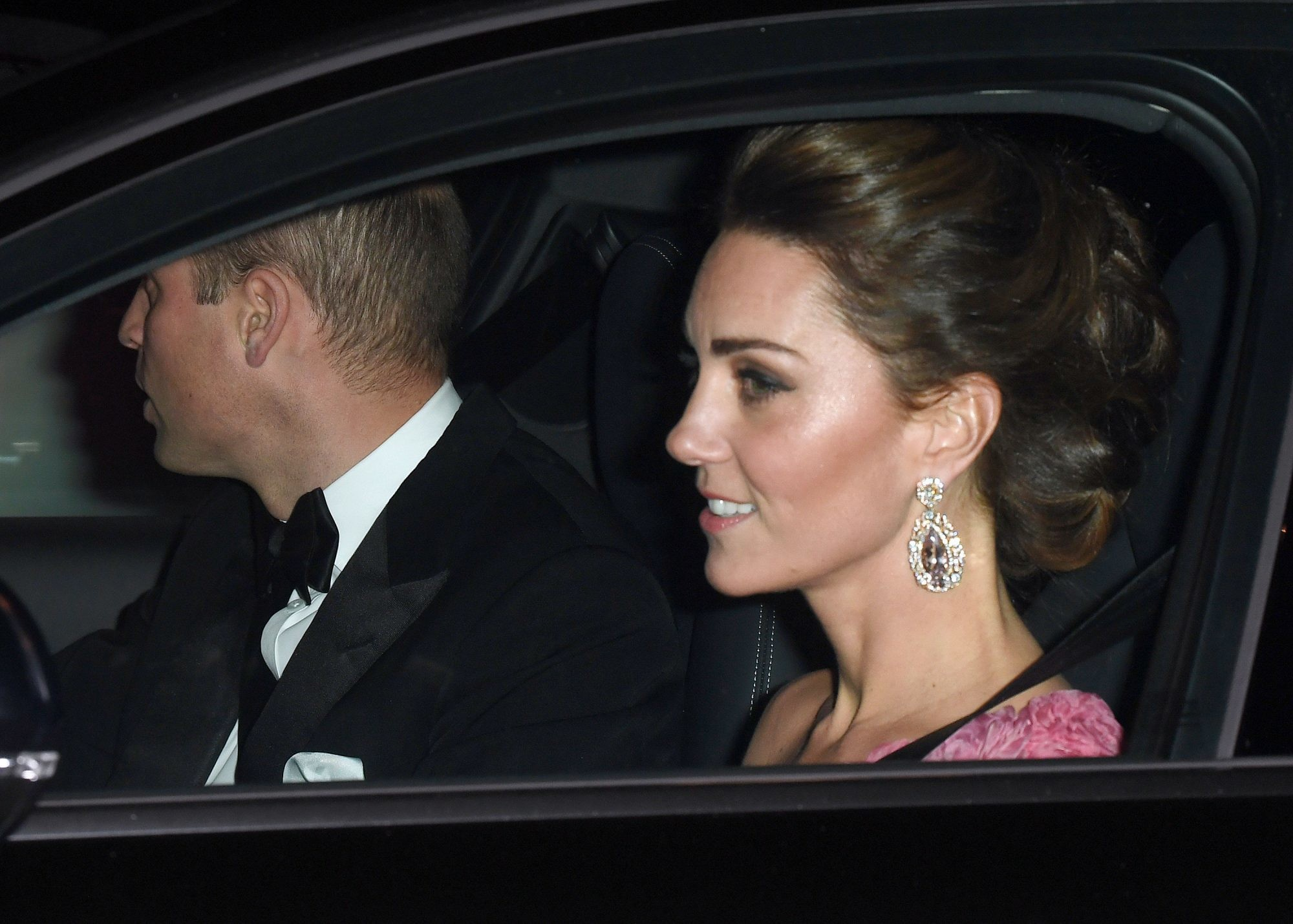Kate Middleton Wore Something Totally Out of Character to Prince Charles's 70th Birthday