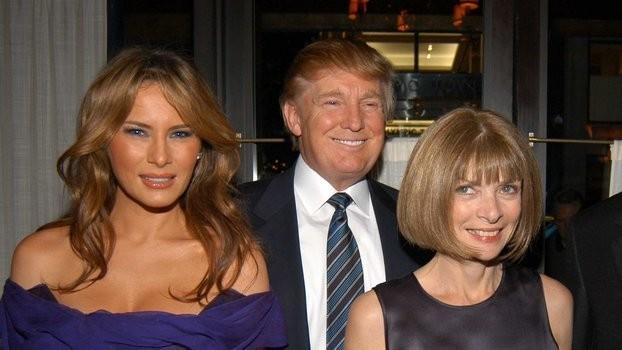 Melania Trump Clapped Back at Anna Wintour Over a Vogue Cover