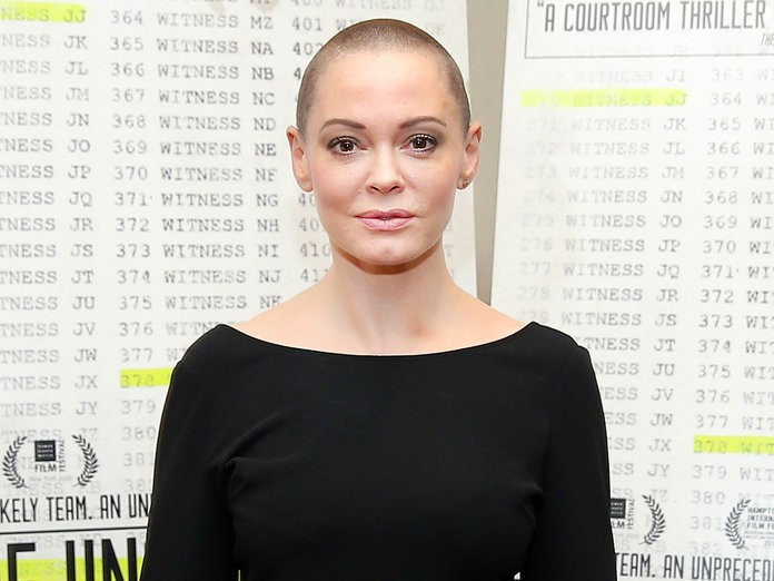 Harvey Weinstein Tried to Buy Rose McGowan Off and She's Not Having It