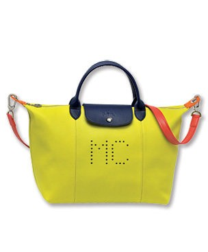 "Launch You'll Love: Purse-onalize Your Longchamp ""Le Pliage"" Tote"