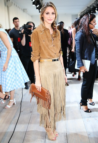 Olivia Palermo Reveals Her Two Fall Fashion Must-Haves