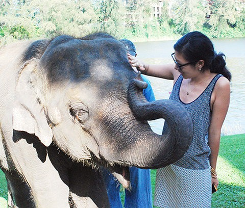 Travel Like an Editor: InStyle's Andrea Cheng Warms Up in Thailand