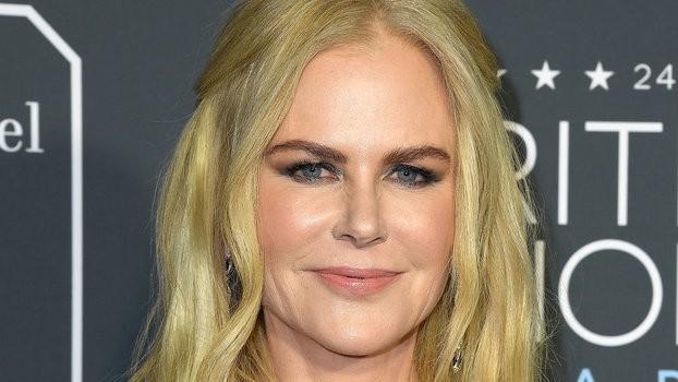 Nicole Kidman's Hair Hasn't Looked Like This in Years
